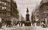 Holborn Circus in the City of London