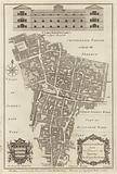 Map of Cripplegate Ward, London