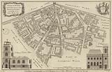Map of Aldgate Ward, London