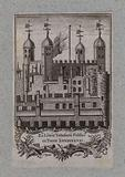 Book Plate, Tower of London