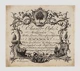 Fruiterer, Eleanor Ogle, trade card