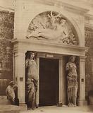 Central Doorway of the Renaissance Court