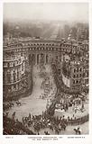Coronation Procession, 1911, The New Admiralty Arch