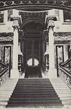 The Grand Staircase, Buckingham Palace, London