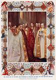 The Archbishops of Canterbury and York, and other Prominent Prelates
