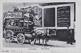 Horse-drawn London omnibus