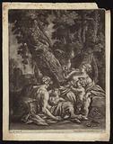 Classical print, sold on Old London Bridge