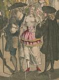 Ranelagh Gardens. Masquerade for the Venetian Ambassador, 1749