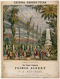 Great Exhibition, 1851, Crystal Garden Polka