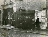 Winston Churchill at the Siege of Sidney Street