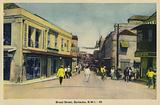 Broad Street, Barbados