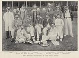 The English Cricketers in the West Indies, 1895.