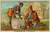 Robinson Crusoe: Cooking
