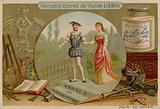 King Henri II and Diane de Poitiers