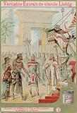 Aida: Aida and Her Father Ask for Mercy from the Pharoah
