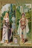 Vittorina and Xyinia
