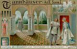 Elisabeth and Tannhauser