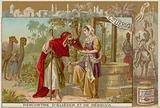 The Meeting of Rebecca and Eliezer