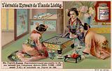 Japanese Women Play Board Game