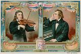 Paganini and Chopin