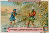 The Fisherman Learns To Fish From The Disguised Caliph