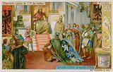 Charlemagne Forgives Huon and Raiza