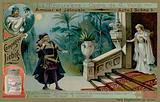 Leonora and the Count di Luna