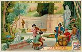 An Italian Garden of 1500s