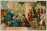 Mozart Hears Allegri's Miserere in Rome