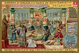 Samson's Revenge on Dalila