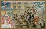 St John's Eve Celebrations in Rome