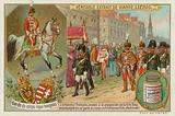 The Bodyguard of the Emperor of Hungary
