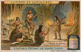 Prehistoric Clay Lamps