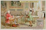 Style of King Louis XV
