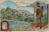 Corte, Vizzavona, Monte D'Oro and a huntsman
