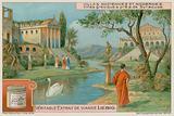 An Ancient Greek villa near to Syracuse