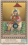 Tamberlaine on the Mongolian throne