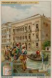 Ca' d'Oro (Palazzo Santa Sofia) in Venice