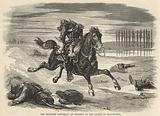 The headless horseman; An incident at the Battle of Gravelotte