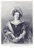 The Duchess of Kent, Her Majesty's Mother, born 1786, died 1861