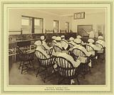 Science Laboratory, Student Nurses attending a Lecture