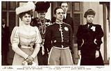 Princess Henry of Battenberg, Prince Alexander of Battenberg, Princess Ena of Battenberg, King of Spain, Queen Maria of Spain