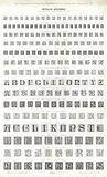 Page from Vignettes Typographiques
