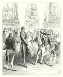Prince Albert and the Royal Commissioners at the Great Exhibition of 1851, Crystal Palace, Hyde Park, London