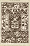 Italian Renaissance, Sgraffitos, Wood-Mosaic, Marble-Mosaic and Basso Relievos