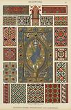 Byzantine, Incrusted Enamel, Marble-Mosaic and Glass-Mosaic