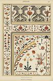 Indian, Inlays in Marble
