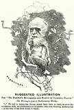 Punch cartoon: Suggested Illustration for Dr Darwin's Movements and Habits of Climbing Plants