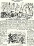 Punch cartoon: Commemoration Week at Oxford University