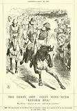"The Derby, 1867, Dizzy wins with ""Reform Bill"""